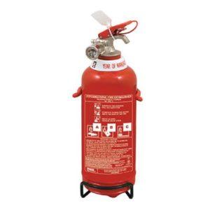 Φορητός πυροσβεστήρας ξηράς σκόνης 1kg