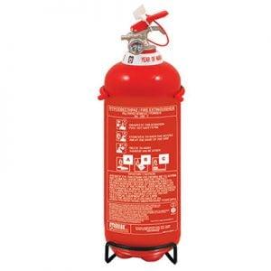 Πυροσβεστήρας αυτοκινήτου ξηράς σκόνης 2kg