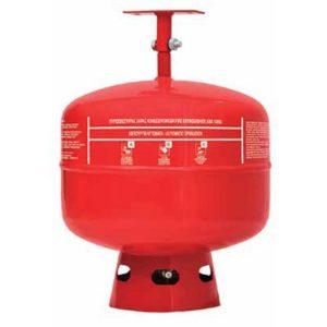 Αυτόματος πυροσβεστήρας οροφής 14kg hfc-227ea