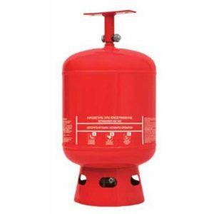 Αυτόματος πυροσβεστήρας οροφής 8kg hfc-227ea