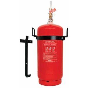 Πυροσβεστήρας τοπικής εφαρμογής ξηράς σκόνης 25kg