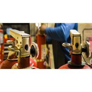 Συντήρηση και αναγόμωση πυροσβεστήρων Medifire