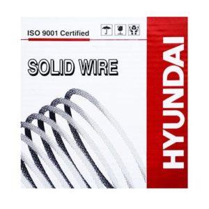 Σύρμα συγκόλλησης 0.8 5kg Hyundai